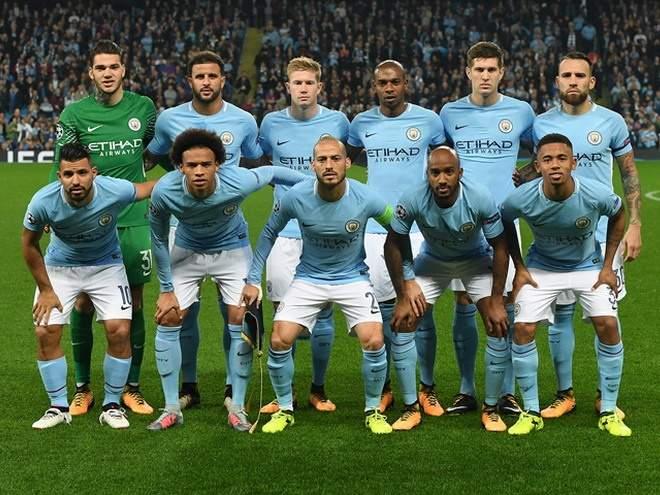 """""""Манчестер Сити"""" вернулся на вершину АПЛ, спокойно одолев """"Кардифф"""""""