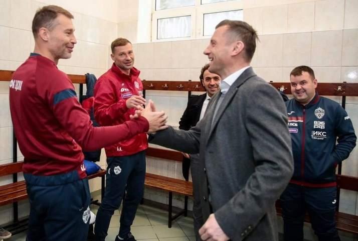 Олич: «Игрой я доволен»
