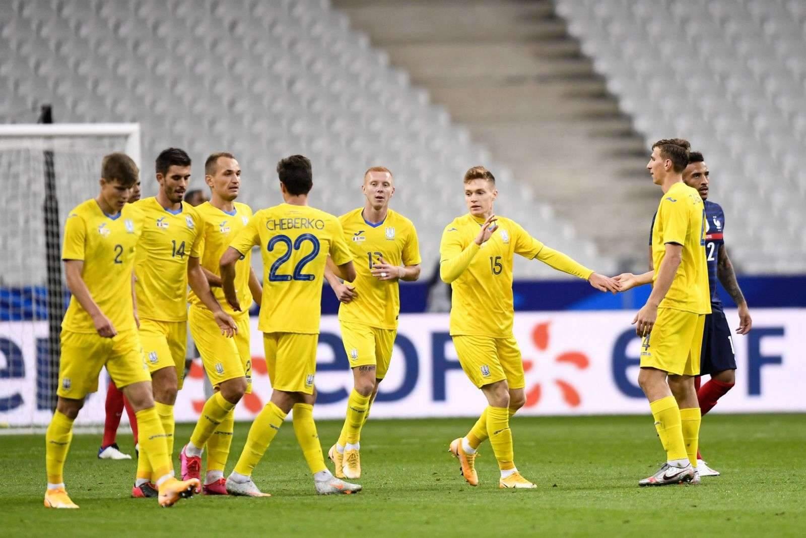 CAS оставил в силе техническое поражение сборной Украины