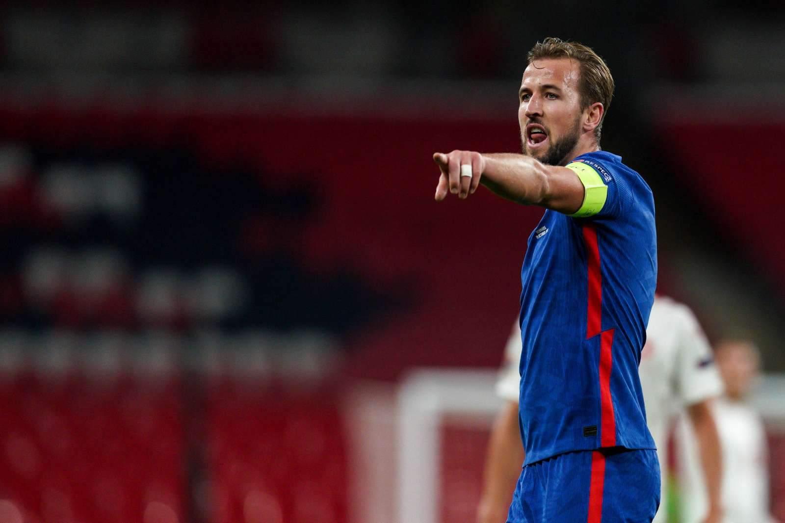 Кейн: «Сборная Англии отлично смотрелась, но нам не повезло пропустить два гола»