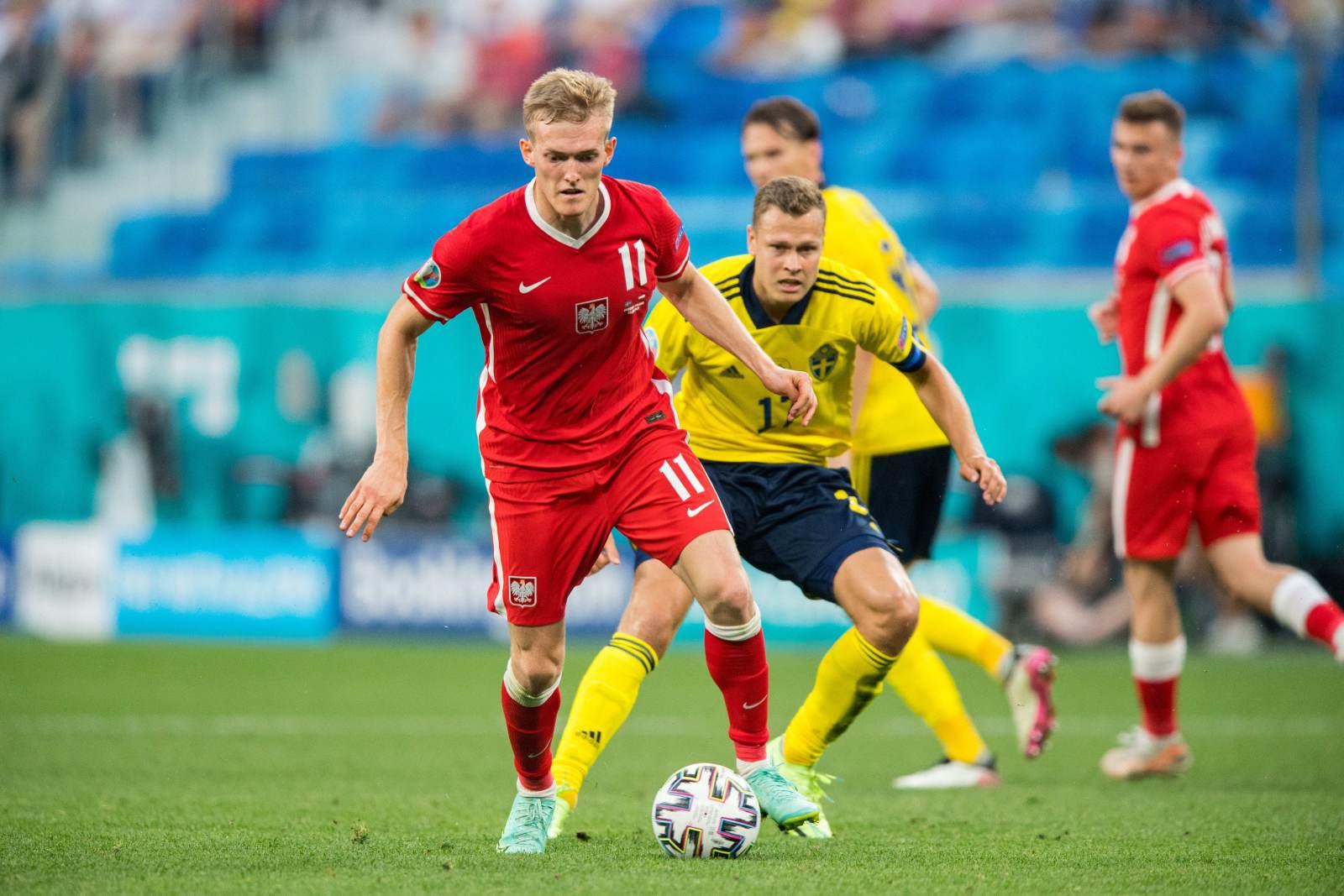 Польша обыграла Албанию в бесконечном матче