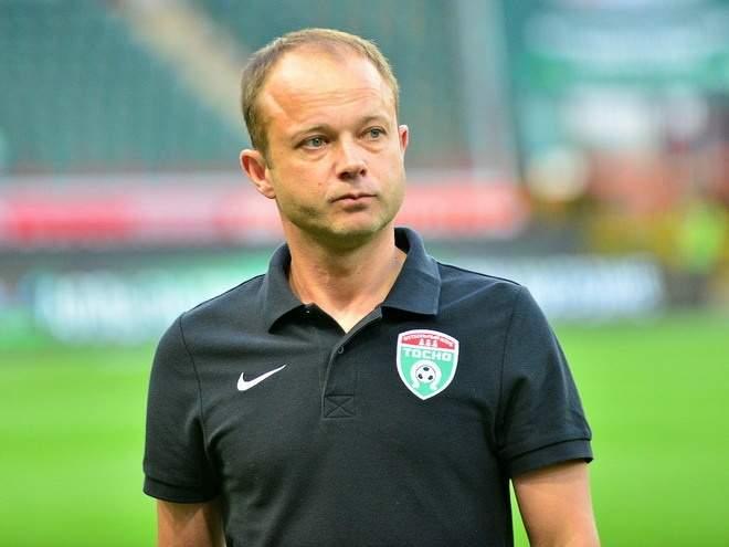 Парфёнов: «Только через такие матчи можно вернуть уверенность»
