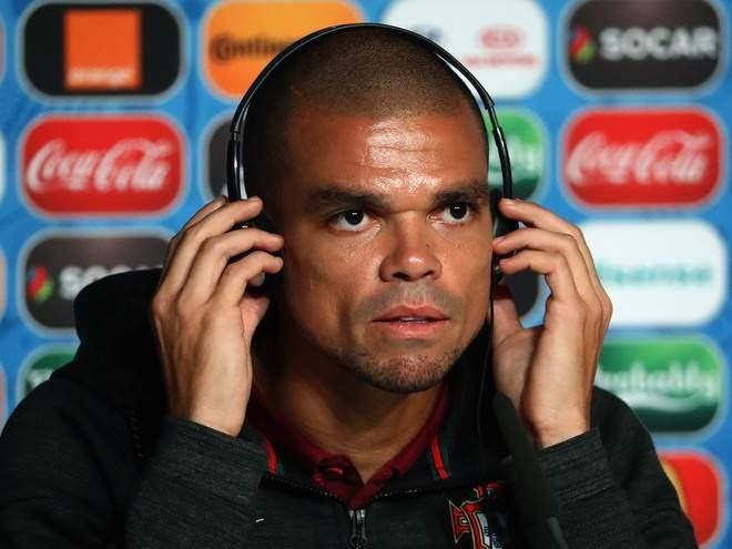 Пепе не сыграет за сборную Португалии в матчах с Сербией и Литвой