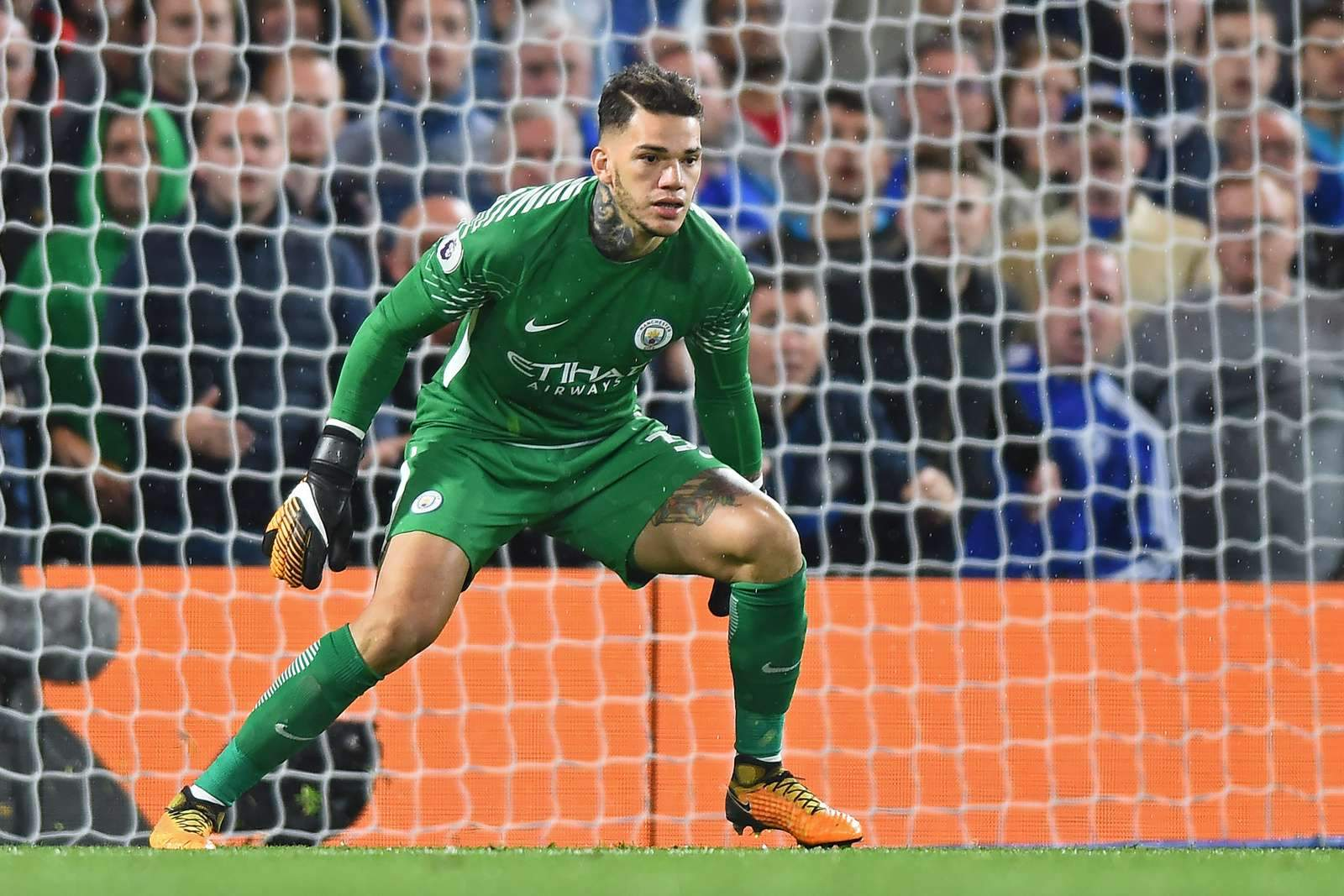 «Манчестер Сити» может превзойти достижение Буффона