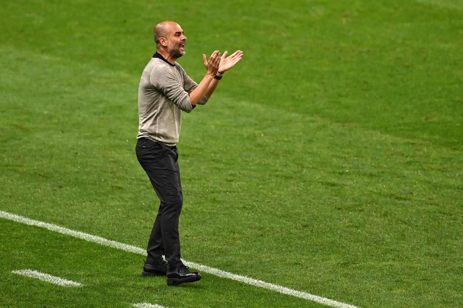 Гвардиола объяснил улучшение результатов «Манчестер Сити»: «Мы стали меньше бегать и больше ходить по полю»