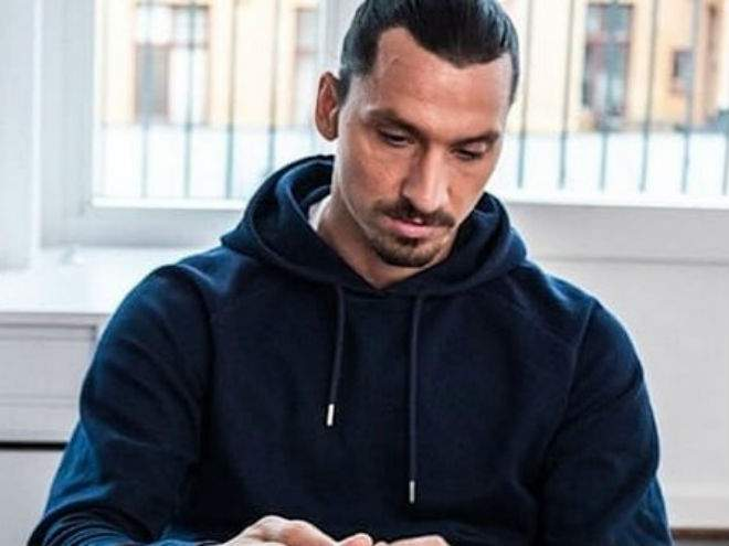 Ибрагимович вернулся в расположение «Милана»