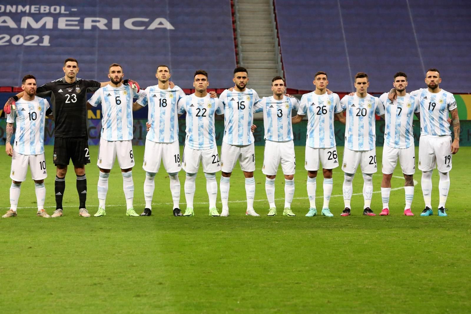 Чилаверт - о финале Кубка Америки: «Аргентине будут противостоять Бразилия, судьи и VAR»