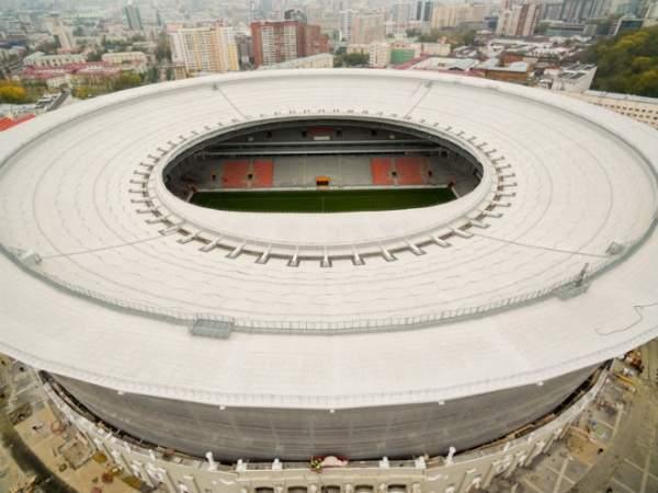 Молодёжная сборная России проведёт матч с Польшей в Екатеринбурге