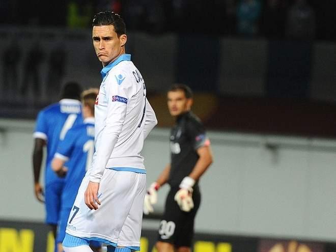 Баркли и Кальехон претендуют на звание игрока недели в Лиге Европы