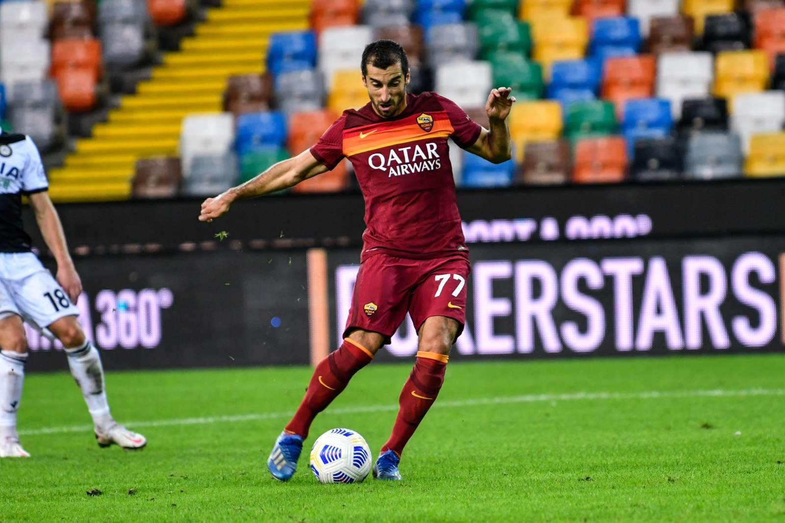 Мхитарян: «Я счастлив в «Роме», скоро обсудим новый контракт»