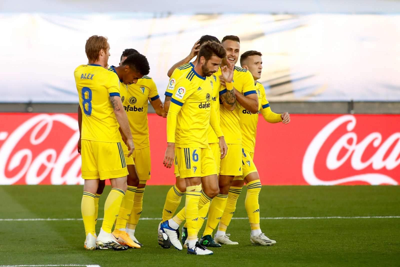 Игроки «Кадиса» на матче с «Реалом» поучаствуют в акции против Суперлиги