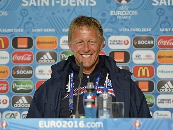 Главный тренер сборной Исландии восторгается базой в Геленджике