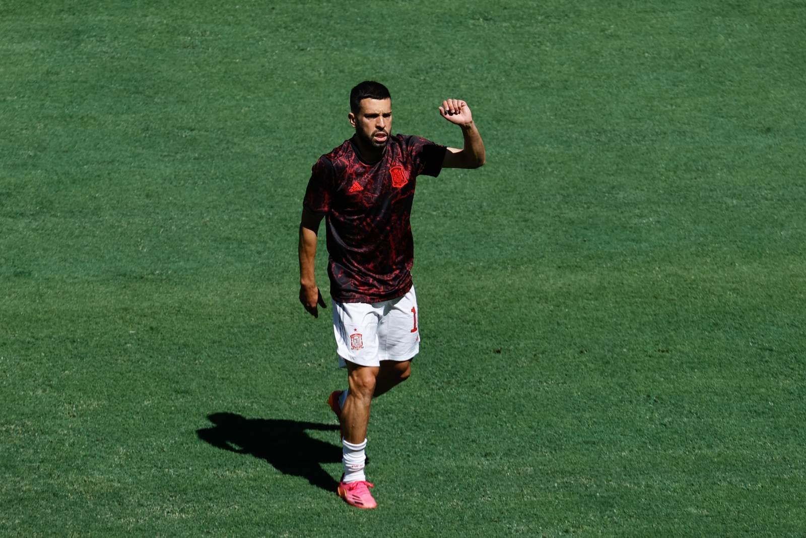 «Барселона» нашла замену Альбе в топ-клубе АПЛ