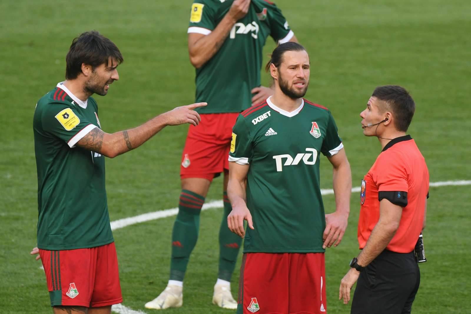 Ираклий Пирцхалава - о «Локомотиве»: На одном везении в Лиге чемпионов далеко не пройти