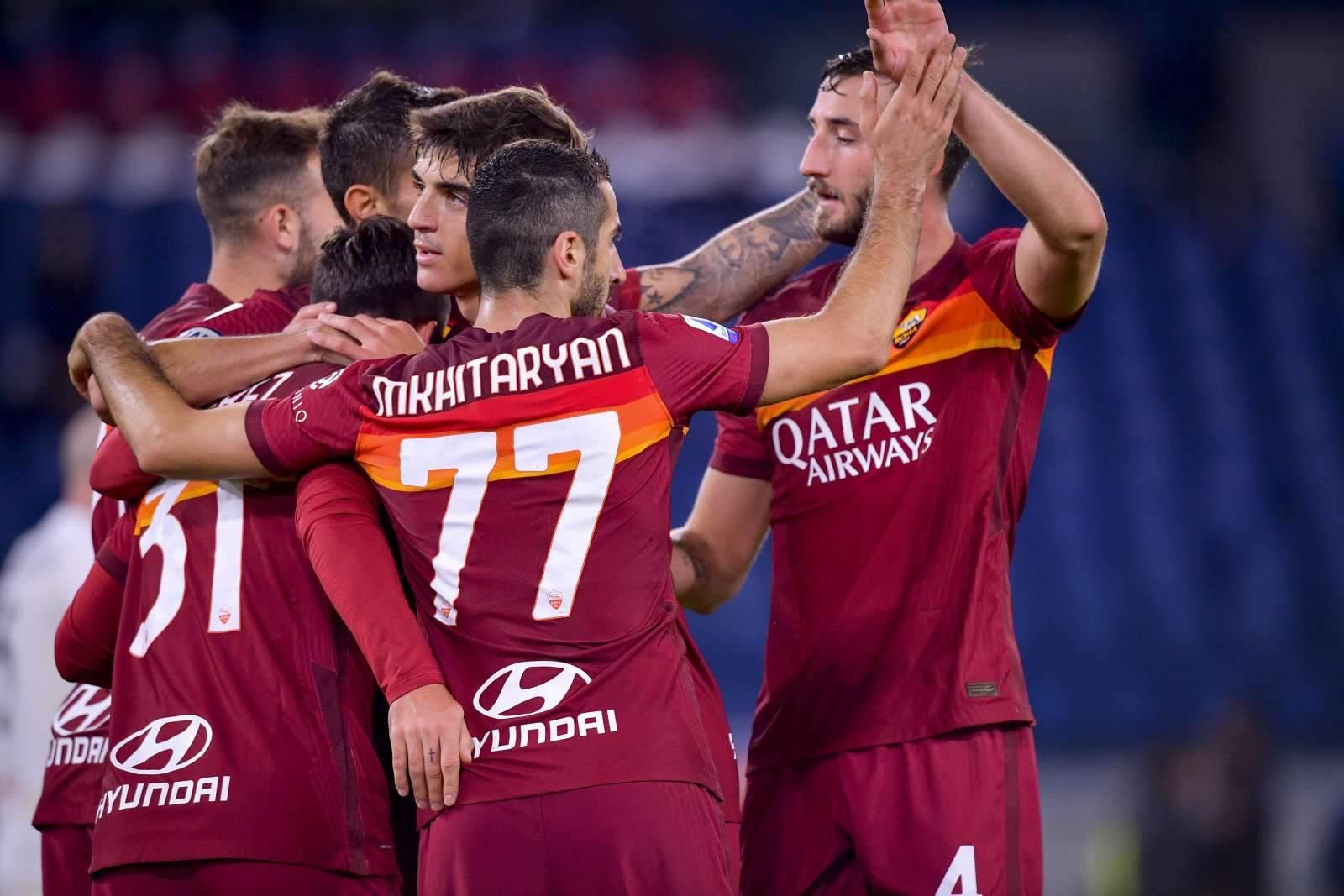 ЦСКА - «Рома» - 3:1 (закончен)