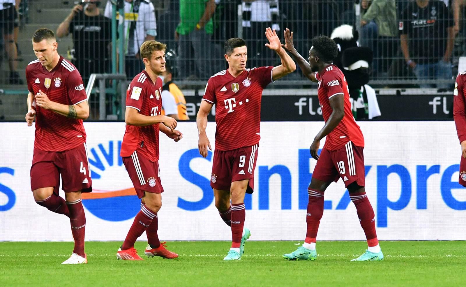 «Гройтер Фюрт» - «Бавария»: прогноз и ставка на матч чемпионата Германии – 24 сентября 2021