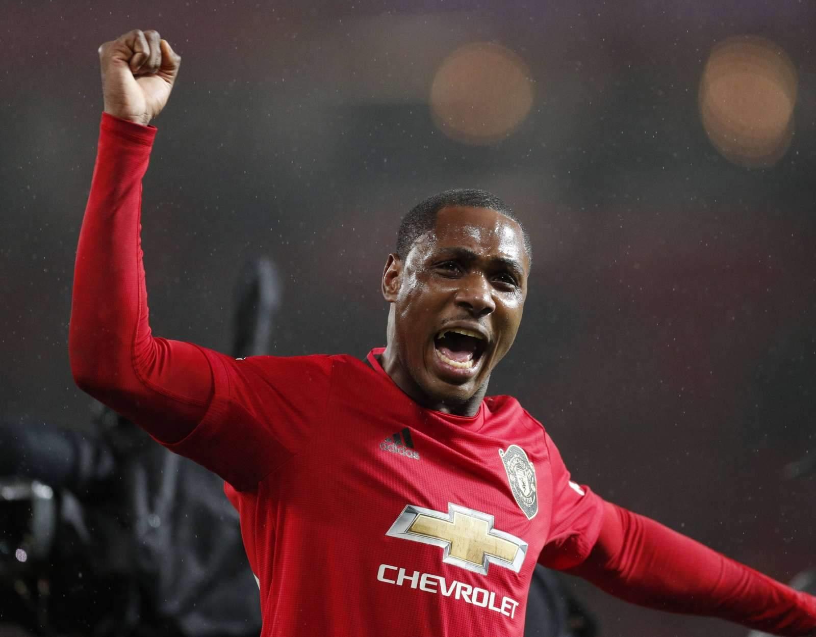 Игало объявил об уходе из «Манчестер Юнайтед»