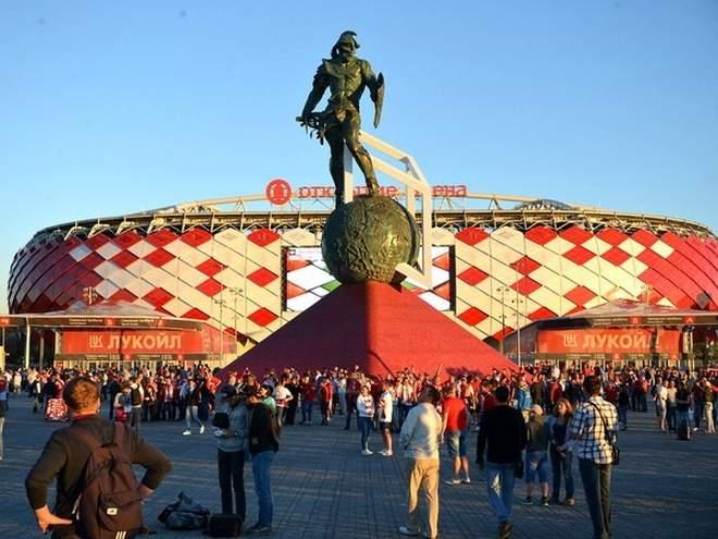 Матч «Спартак-2» - «Торпедо» пройдёт на «Открытие Арене»
