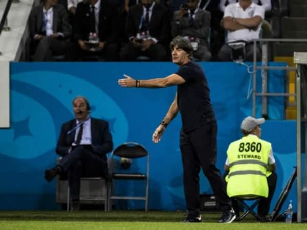 Лёв прокомментировал поражение Германии от Испании со счётом 0:6