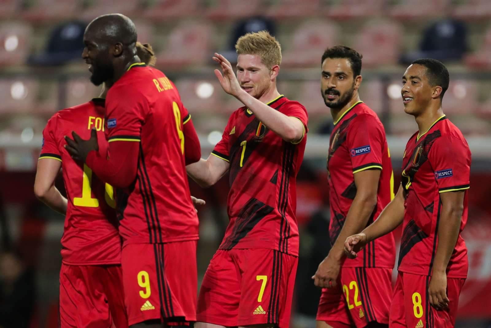 Бельгия и Хорватия сыграют перед Евро-2020