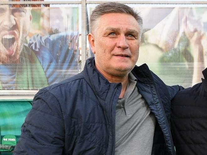 Петраков назначен главным тренером «Луча»