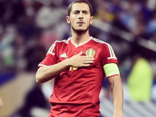 """Азар: """"Перес сказал, что мне пора переходить в """"Реал"""""""