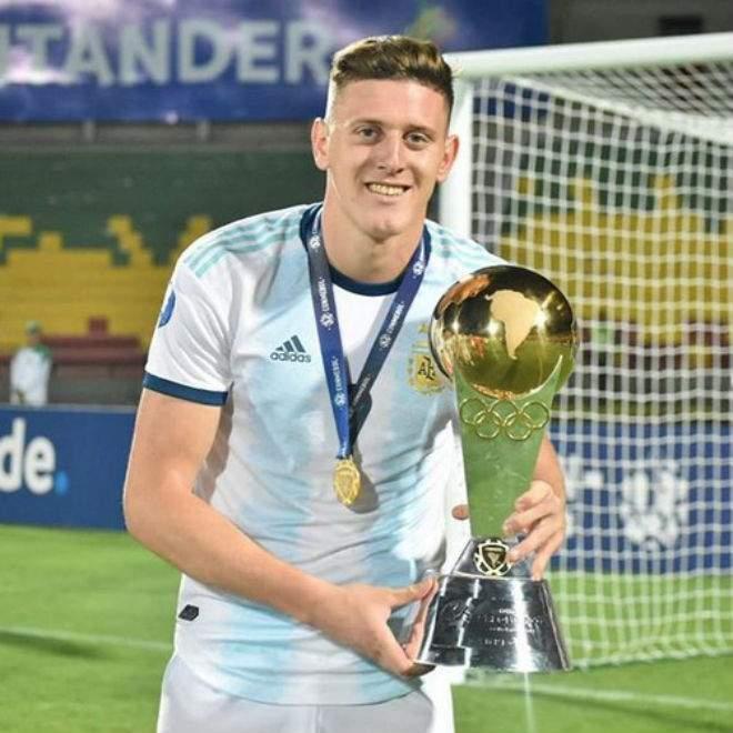 Гол Гайча позволил молодёжной сборной Аргентины обыграть японцев
