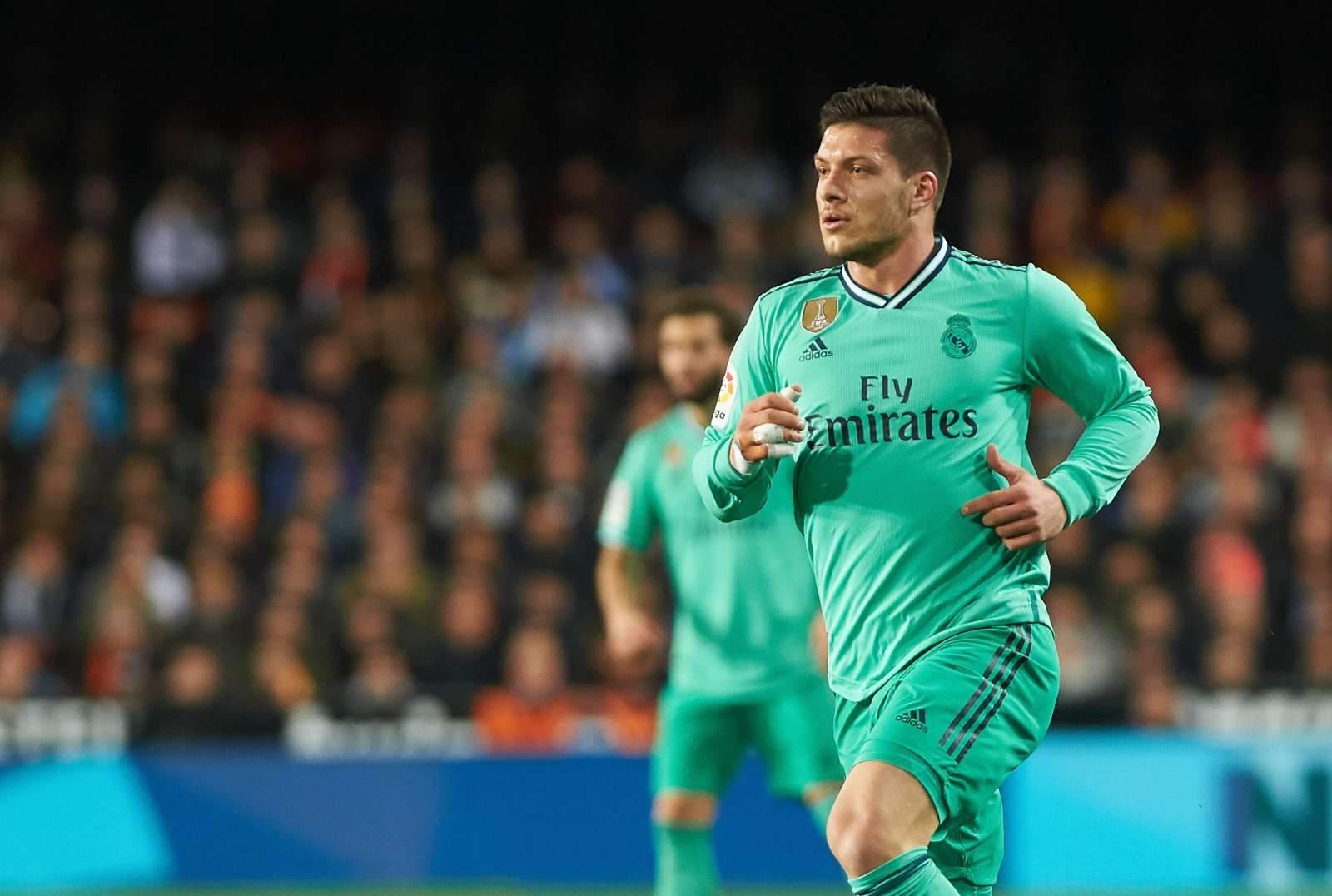 За 76 минут в «Айнтрахте» Йович забил больше, чем за полтора года в «Реале»