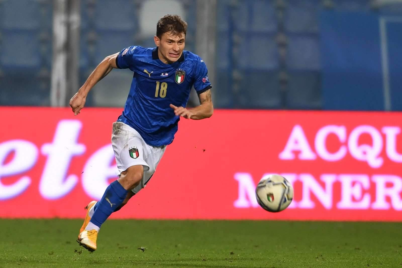 Сборная Италии взяла бронзовые медали Лиги наций, в Турине обыграв Бельгию