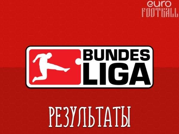 «Байер» оступился, а «Айнтрахт», «Унион», «Боруссия» Мёнхенгладбах, «Аугсбург» и «Фрайбург» победили