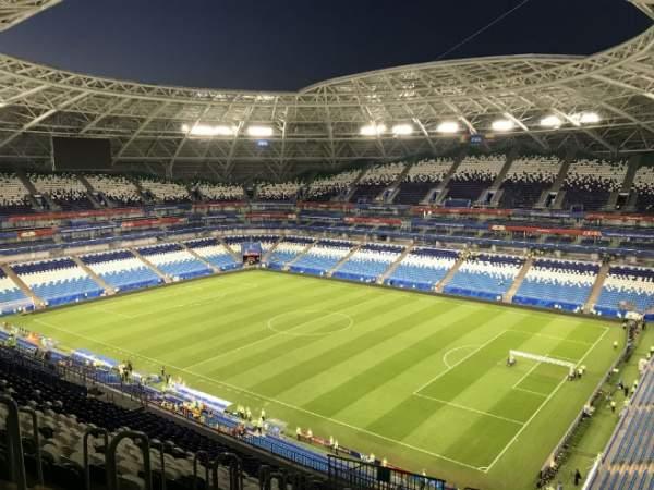 """Сорокин: """"Стадион в Самаре соответствует всем необходимым требованиям"""""""