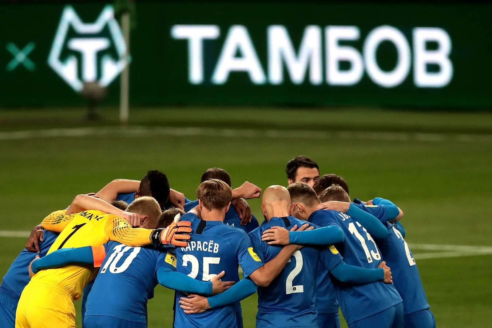 «Ростов» отпустил молодого форварда в «Тамбов» до конца сезона