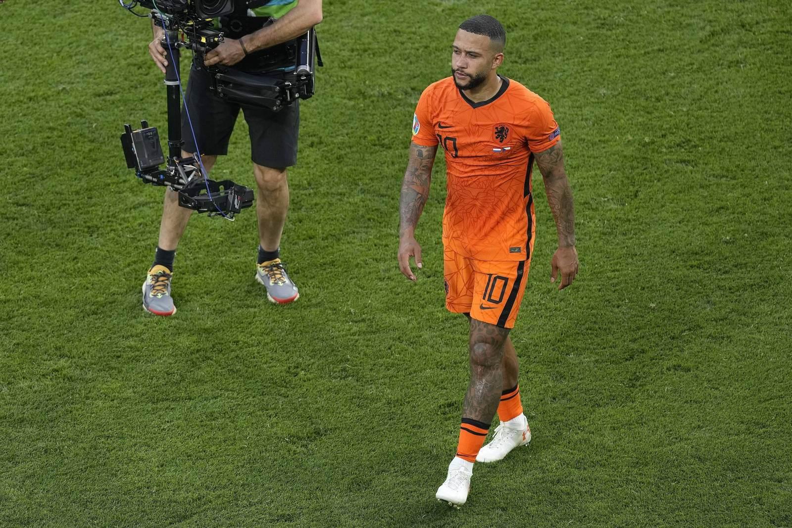 Голландия забила 6 мячей Турции, Норвегия - 5 Гибралтару