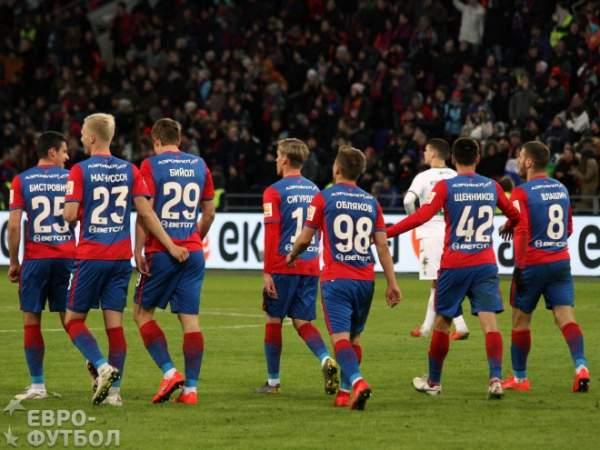 ЦСКА одержал волевую победу над «Арсеналом» благодаря дебютному голу Гогуа