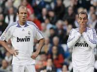 """Роббен: """"Реал"""" продал меня и Снейдера потому, что команде были нужны деньги"""""""