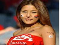 Состав Южной Кореи на Чемпионат мира