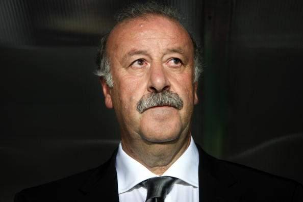 IFFHS: Дель Боске - лучший тренер года