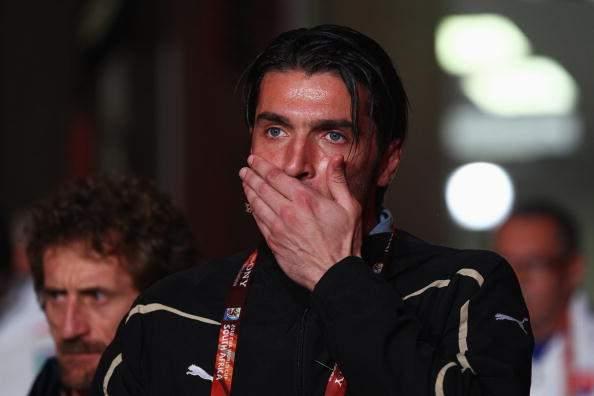 """Буффон: """"Проблема в том, что мы потеряли Дель Пьеро, Тотти и некоторых других игроков"""""""