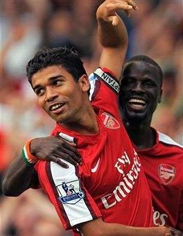 """Эдуардо: """"Мы хотели бы преподнести сюрприз """"Арсеналу"""""""