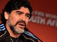 Марадона обвинил осьминога Пауля в поражении аргентинцев от немцев на чемпионате мира