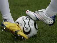 Английские болельщики избили вратаря прямо на поле