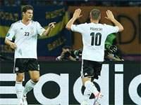 Дания – Германия - 1:2 (завершён)