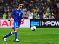 """Кепке: """"Не получись удар у Пирло, для Италии было бы всё кончено"""""""