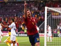 Лучшие полузащитники ЕВРО-2012