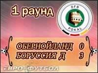 """Дортмундская """"Боруссия"""" начала в Кубке Германии с разгрома"""
