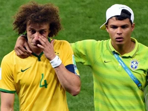 3 года назад Германия разгромила Бразилию 7:1