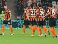 Чемпионат Украины под оранжево-чёрными флагами