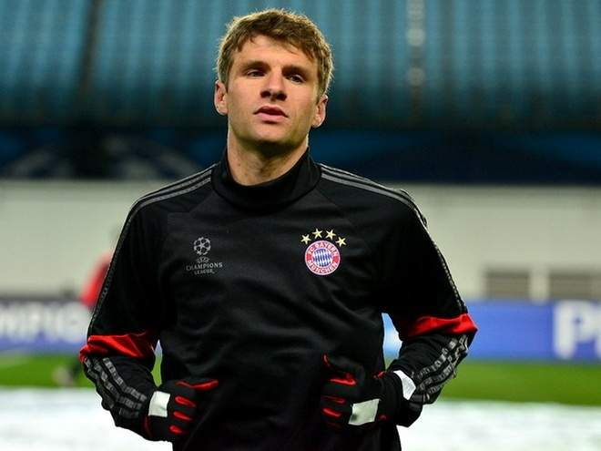 Мюллер – первый игрок в 21-м веке, оформивший 100 голевых передач в Бундеслиге