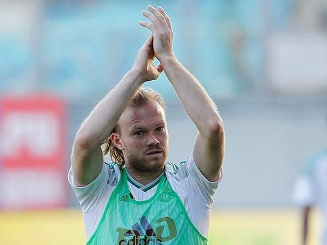 Виталий Денисов продолжит карьеру в «Балтике»