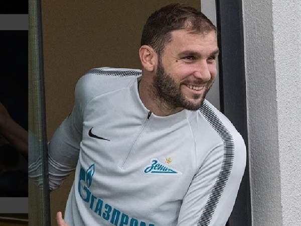 «Зенит» предложит Ивановичу новый контракт